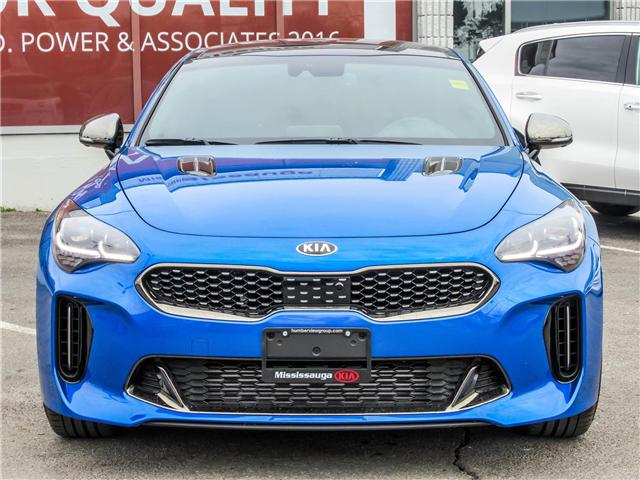 2018 Kia Stinger GT Limited (Stk: ST18007) in Mississauga - Image 2 of 27