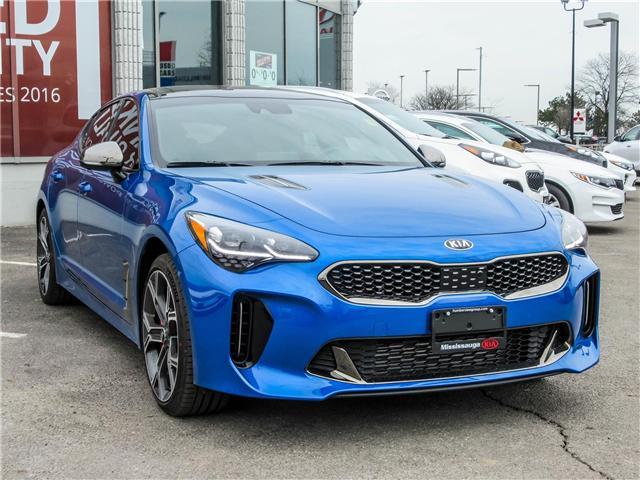 2018 Kia Stinger GT Limited (Stk: ST18007) in Mississauga - Image 3 of 27