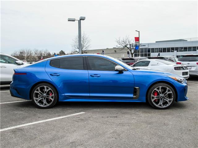 2018 Kia Stinger GT Limited (Stk: ST18007) in Mississauga - Image 4 of 27