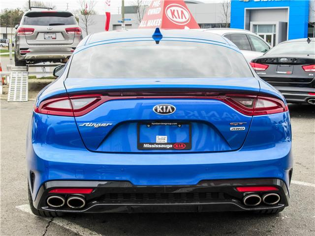 2018 Kia Stinger GT Limited (Stk: ST18007) in Mississauga - Image 5 of 27