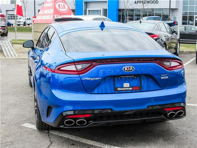 2018 Kia Stinger GT Limited (Stk: ST18007) in Mississauga - Image 6 of 27
