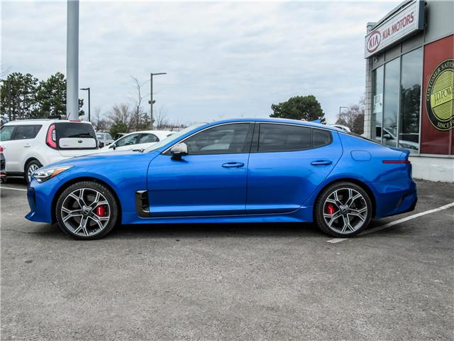 2018 Kia Stinger GT Limited (Stk: ST18007) in Mississauga - Image 7 of 27