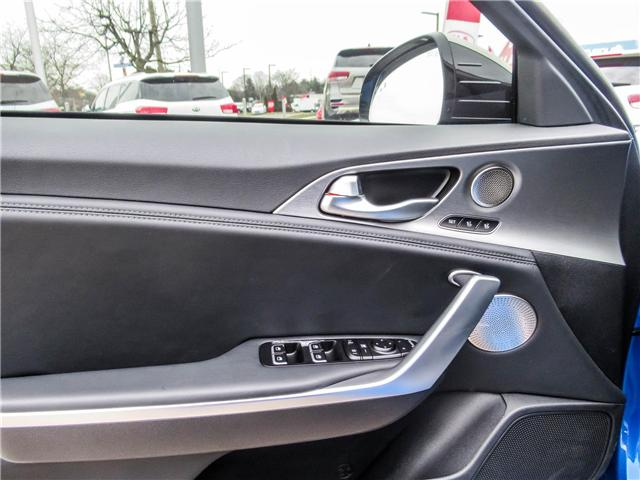 2018 Kia Stinger GT Limited (Stk: ST18007) in Mississauga - Image 8 of 27