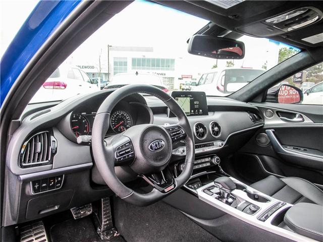 2018 Kia Stinger GT Limited (Stk: ST18007) in Mississauga - Image 9 of 27