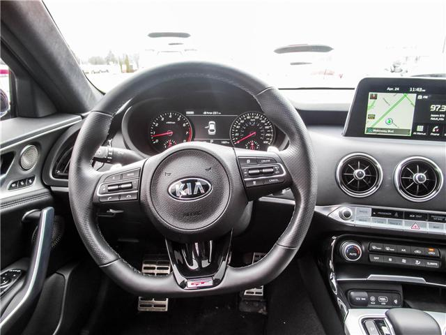 2018 Kia Stinger GT Limited (Stk: ST18007) in Mississauga - Image 13 of 27