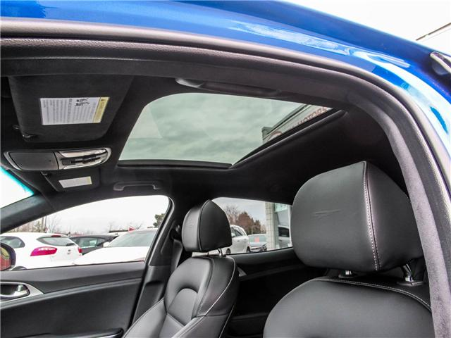 2018 Kia Stinger GT Limited (Stk: ST18007) in Mississauga - Image 23 of 27
