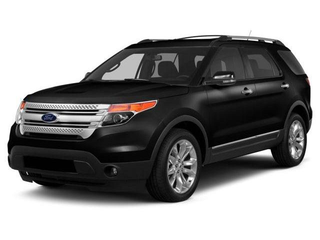 2015 Ford Explorer XLT (Stk: J-489A) in Calgary - Image 1 of 1