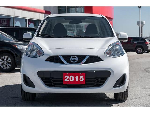 2015 Nissan Micra SV (Stk: U2885A) in Orangeville - Image 2 of 20
