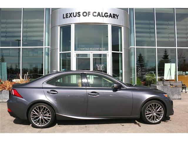 2015 Lexus IS 250 Base (Stk: 180275A) in Calgary - Image 1 of 15