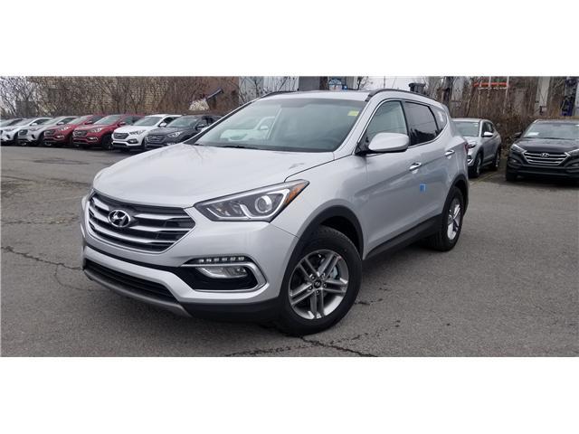 2018 Hyundai Santa Fe Sport 2.4 Base (Stk: R85656) in Ottawa - Image 1 of 26