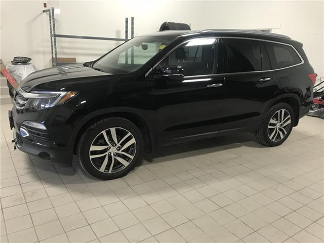 2016 Honda Pilot Touring (Stk: 16337A) in Steinbach - Image 1 of 10