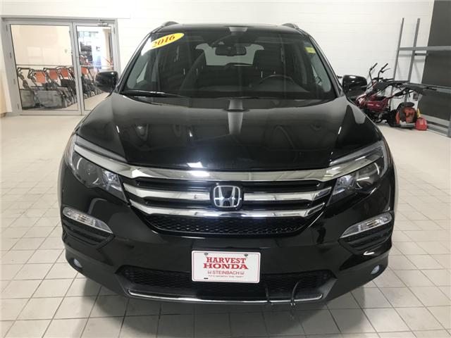 2016 Honda Pilot Touring (Stk: 16337A) in Steinbach - Image 2 of 10