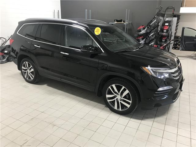 2016 Honda Pilot Touring (Stk: 16337A) in Steinbach - Image 3 of 10