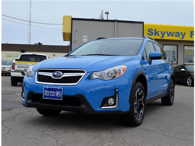 2016 Subaru Crosstrek Touring Package (Stk: Z1336) in St.Catharines - Image 1 of 15