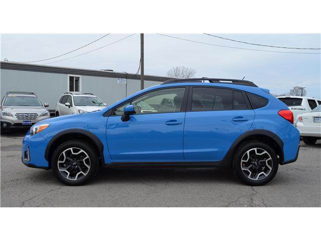 2016 Subaru Crosstrek Touring Package (Stk: Z1336) in St.Catharines - Image 3 of 15
