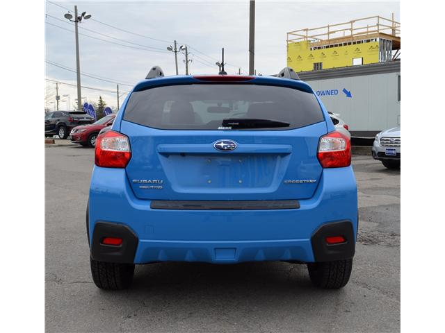 2016 Subaru Crosstrek Touring Package (Stk: Z1336) in St.Catharines - Image 6 of 15