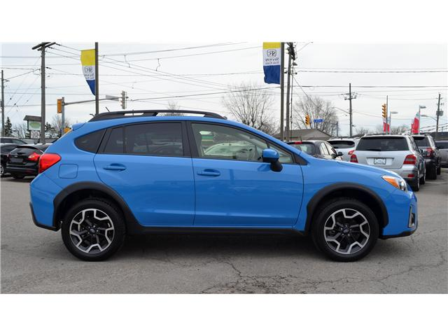 2016 Subaru Crosstrek Touring Package (Stk: Z1336) in St.Catharines - Image 7 of 15