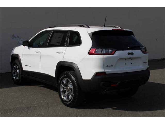 2019 Jeep Cherokee Trailhawk (Stk: D107787) in Courtenay - Image 5 of 30