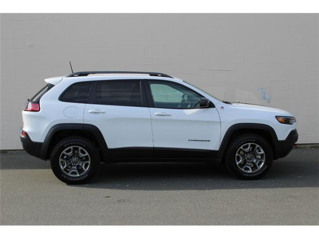 2019 Jeep Cherokee Trailhawk (Stk: D107787) in Courtenay - Image 8 of 30