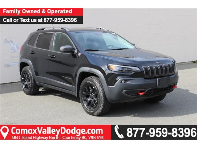 2019 Jeep Cherokee Trailhawk (Stk: D107782) in Courtenay - Image 1 of 30