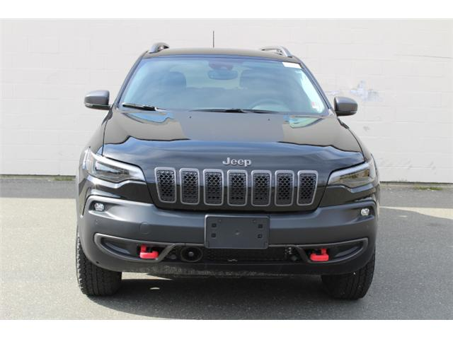 2019 Jeep Cherokee Trailhawk (Stk: D107782) in Courtenay - Image 2 of 30