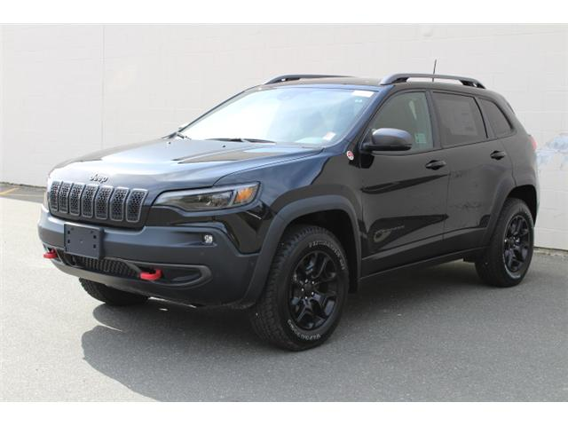 2019 Jeep Cherokee Trailhawk (Stk: D107782) in Courtenay - Image 3 of 30