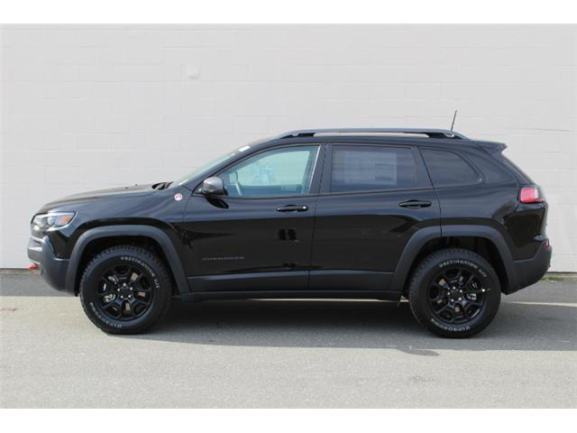 2019 Jeep Cherokee Trailhawk (Stk: D107782) in Courtenay - Image 4 of 30