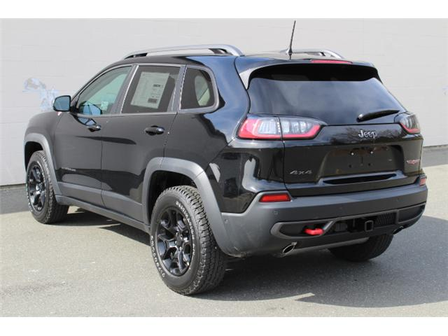 2019 Jeep Cherokee Trailhawk (Stk: D107782) in Courtenay - Image 5 of 30