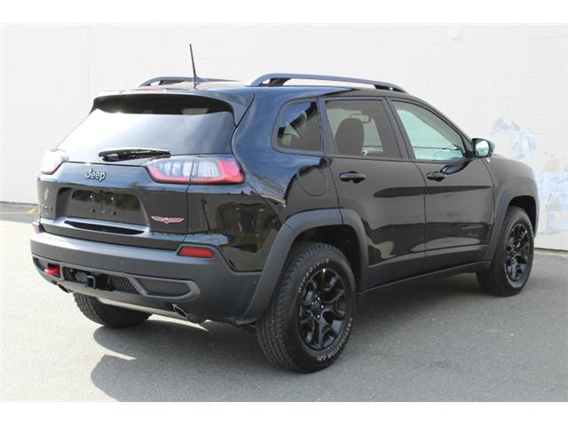 2019 Jeep Cherokee Trailhawk (Stk: D107782) in Courtenay - Image 7 of 30