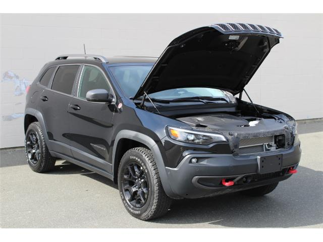 2019 Jeep Cherokee Trailhawk (Stk: D107782) in Courtenay - Image 9 of 30