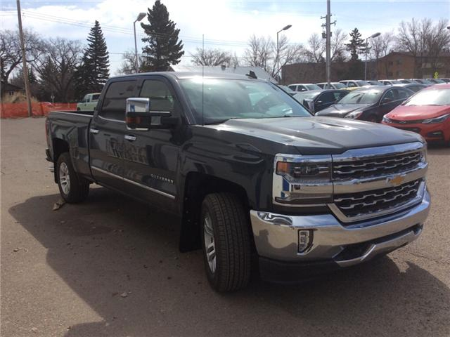 2018 Chevrolet Silverado 1500 1LZ (Stk: 192905) in Brooks - Image 1 of 14