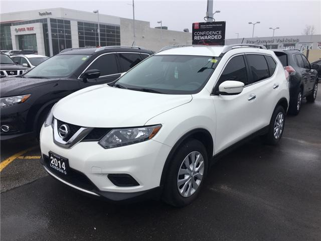 2014 Nissan Rogue S (Stk: l17118-1) in London - Image 1 of 2