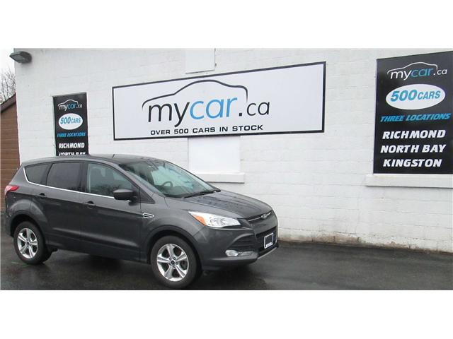2015 Ford Escape SE (Stk: 180407) in North Bay - Image 2 of 13