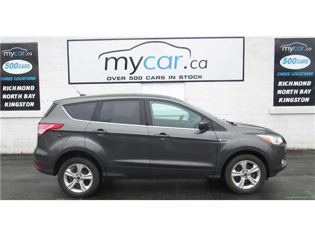 2015 Ford Escape SE (Stk: 180407) in North Bay - Image 1 of 13