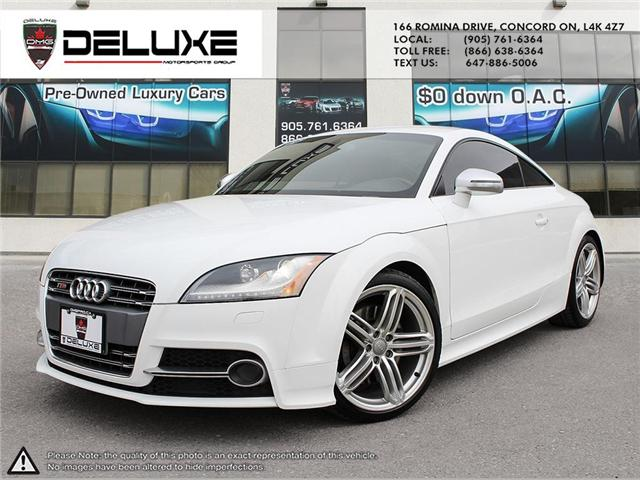 2011 Audi TTS 2.0T (Stk: D0377) in Concord - Image 1 of 19