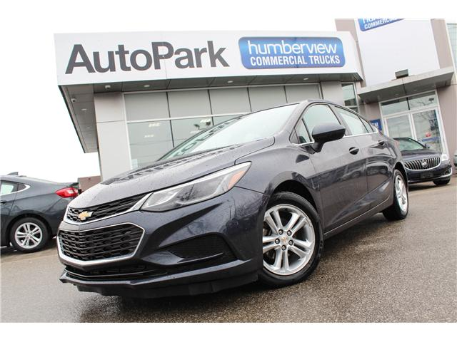 2016 Chevrolet Cruze LT Auto (Stk: APR1708) in Mississauga - Image 1 of 27
