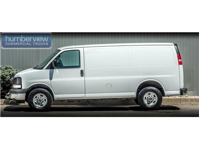 2017 GMC Savana 2500 Work Van (Stk: CTDR1865 SHORT) in Mississauga - Image 1 of 13