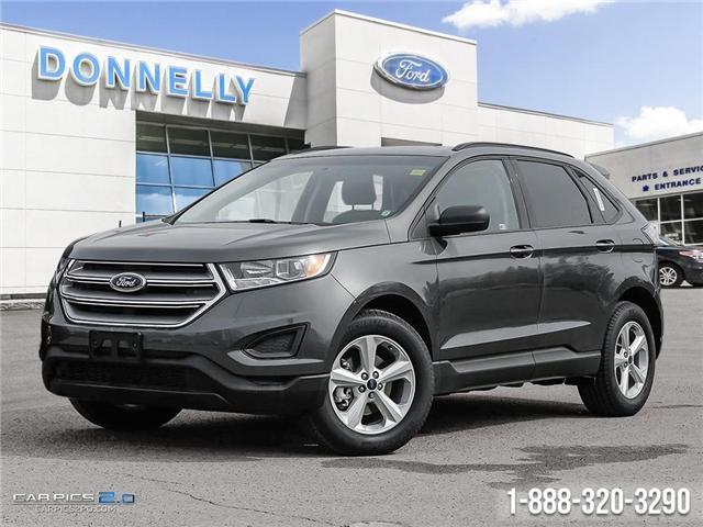 2018 Ford Edge SE (Stk: DR659) in Ottawa - Image 1 of 28