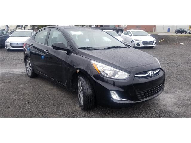 2017 Hyundai Accent SE (Stk: R76934) in Ottawa - Image 1 of 23