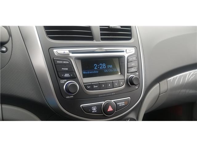2017 Hyundai Accent GLS (Stk: R76931) in Ottawa - Image 8 of 22