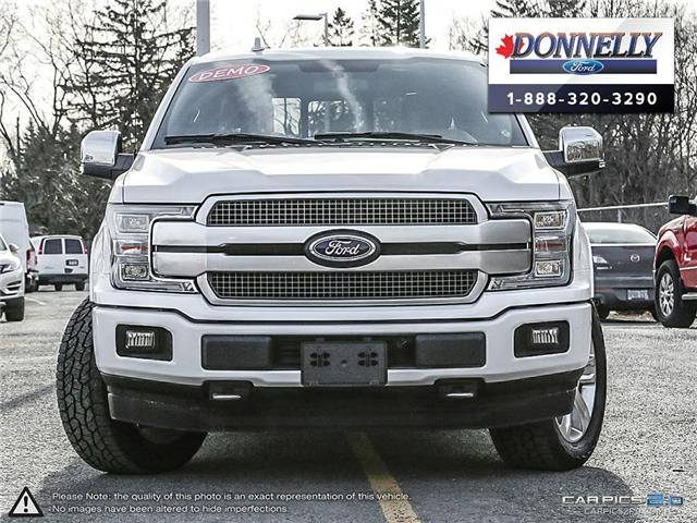 2018 Ford F-150 Platinum (Stk: DR140) in Ottawa - Image 2 of 27