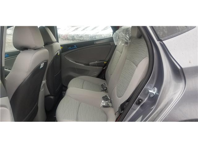 2017 Hyundai Accent GLS (Stk: R76931) in Ottawa - Image 13 of 22
