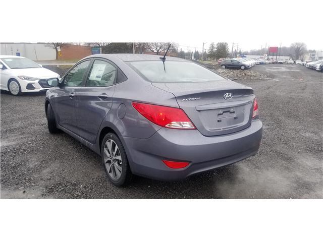 2017 Hyundai Accent GLS (Stk: R76931) in Ottawa - Image 15 of 22