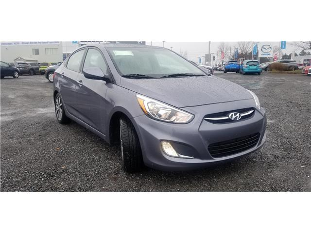 2017 Hyundai Accent GLS (Stk: R76931) in Ottawa - Image 1 of 22
