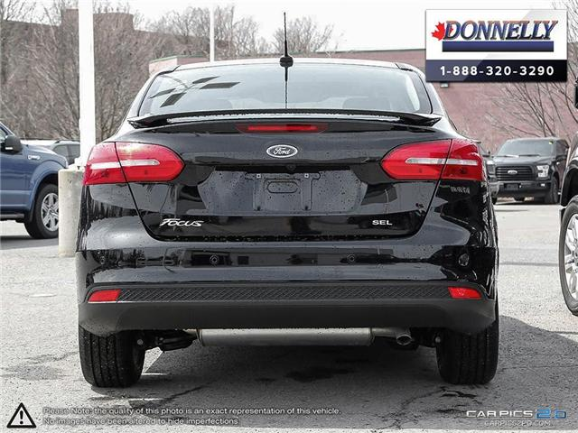 2018 Ford Focus SEL (Stk: DR597) in Ottawa - Image 5 of 28
