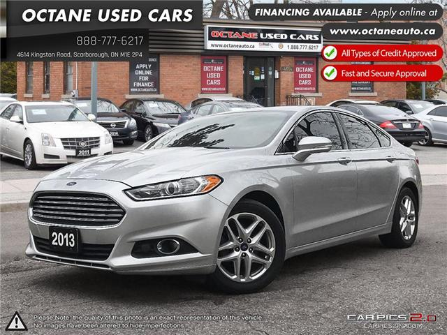 2013 Ford Fusion SE (Stk: 196222) in Scarborough - Image 1 of 24