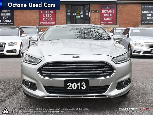 2013 Ford Fusion SE (Stk: 196222) in Scarborough - Image 2 of 24