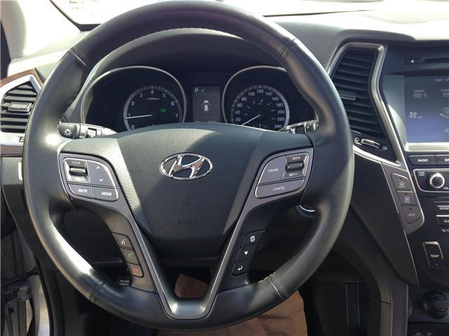 2017 Hyundai Santa Fe XL Limited (Stk: 2700307B) in Calgary - Image 10 of 15
