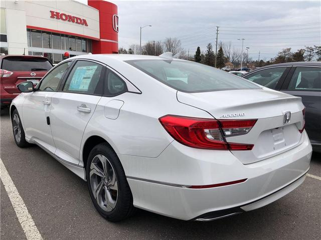 2018 Honda Accord EX-L (Stk: T898) in Pickering - Image 2 of 4
