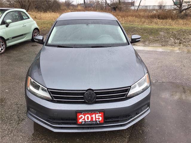 2015 Volkswagen Jetta 2.0 TDI Trendline+ (Stk: 401422) in Bolton - Image 2 of 12